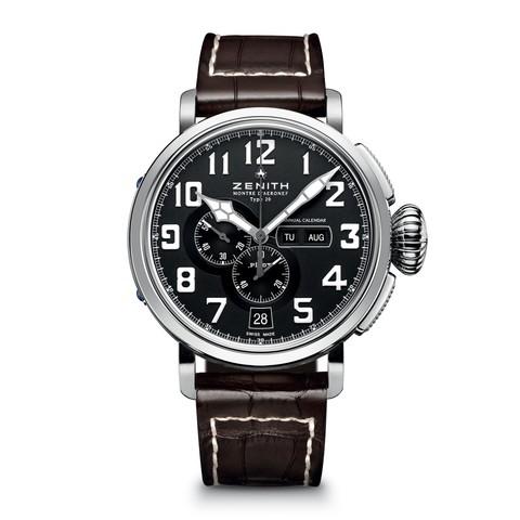 Купить Наручные часы Zenith 03.2430.4054/21.C721 Pilot по доступной цене