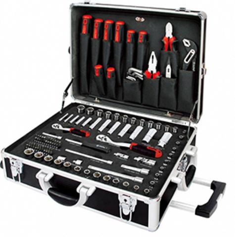 Набор инструмента AmPro (136 предметов) T45901