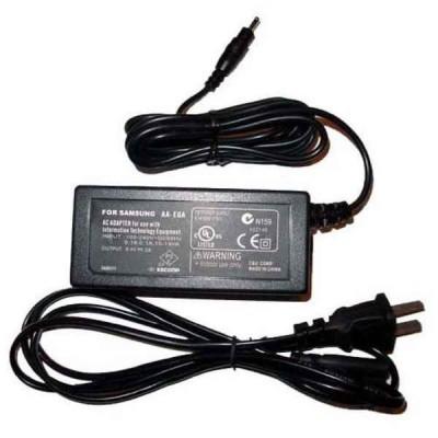 Сетевой адаптер Samsung AA-E6 / AA-E8 для видеокамер Samsung SCD55, SCD60, SCD67, SCD70, SCD73, SCD75, SCD77, SCL500, SCL520, SCL530, SCL540, SCL550, SCL610, SCL630, SCL650, SCL710, SCL750, SCL770, SCM50, SCM51, SCM52, SCM53, SCW61, SCW62, SCW71, SCW73, SCL700, SCL810, SCL860, SCL870, SC-D55, SC-D60, SC-D67, SC-D70, SC-D73, SC-D75, SC-D77, SC-L500, SC-L520, SC-L530, SC-L540, SC-L550, SC-L610, SC-L630, SC-L650, SC-L710, SC-L750, SC-L770, SC-M50, SC-M51, SC-M52, SC-M53, SC-W61, SC-W62, SC-W71, SC-W73, SC-L700