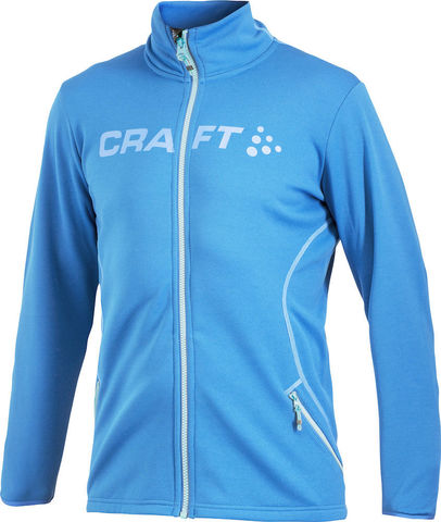 Толстовка Craft Logo Blue мужская
