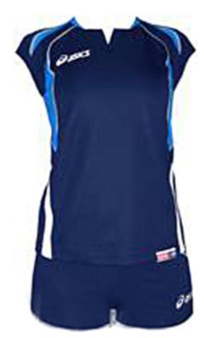 Форма волейбольная Asics Set Olympic Dark Blue