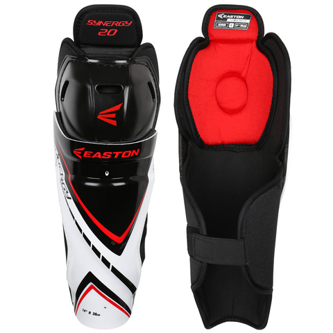 Щитки хоккейные EASTON SYNERGY 20 JR Hockey Shin Guards