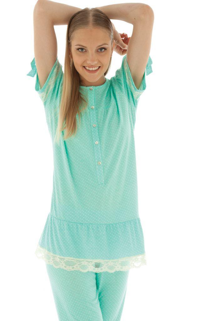 Женский домашний комплект Rebecca & Bros (Домашние костюмы и пижамы)