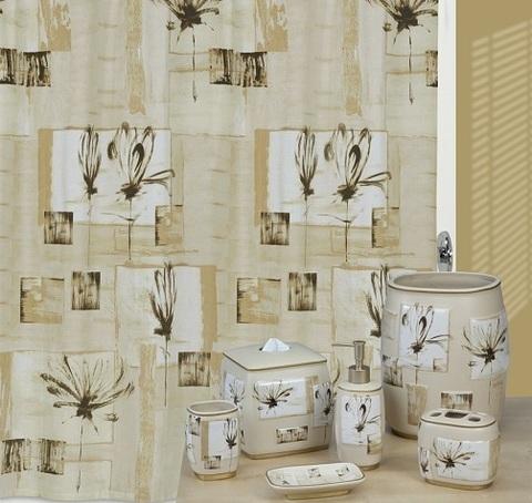 Ведро для мусора Botanical Collage от Creative Bath