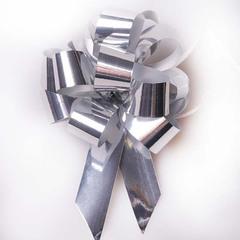 Бант 18 мм  6809/30 серебро