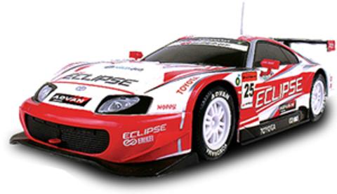 Радиоуправляемая машина MJX Toyota Supra Super GT500 (1:20) (код: 8112A или 8112B)