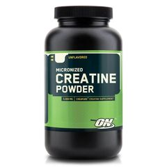 Optimum Nutrition Micronized Creatine Powder 600 гр