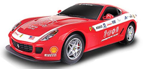 Радиоуправляемая машина MJX Ferrari 599 GTB Fiorano (1:10) (код: 8207A)