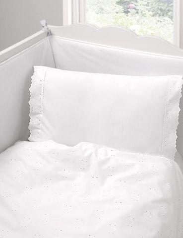 Бампер для детской кроватки Мишутки от Bovi