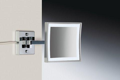 Элитное зеркало косметическое 99667/1CR 3XD от Windisch