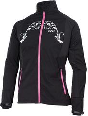 Женская Ветрозащитная Куртка One Way Julie Pink Black-Pink