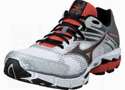 Mizuno Wave INSPIRE 9 Кроссовки для бега мужские White