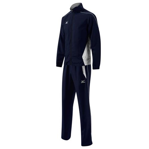 Мужской спортивный костюм MIZUNO WOVEN TRACK SUIT (K2EG4A01 14)