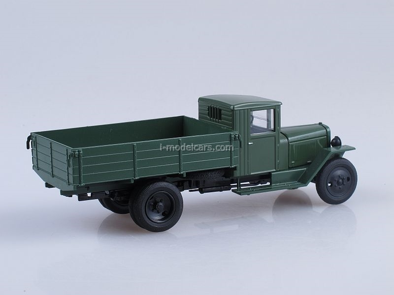 ZIS-5V UralZIS-5V board green 1:43 Nash Avtoprom