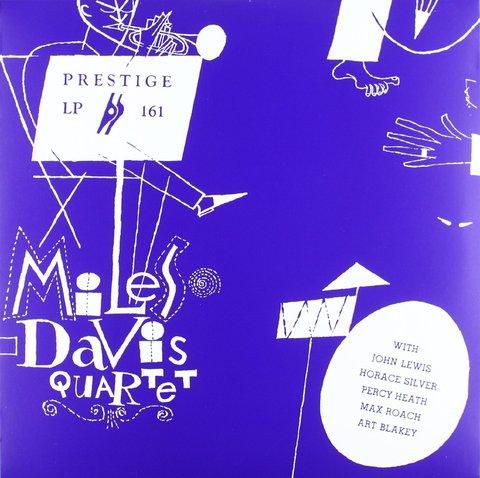 Miles Davis Quartet / Prestige LP 161 (10