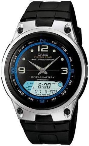 Купить Мужские электронные часы Casio AW-82-1A по доступной цене