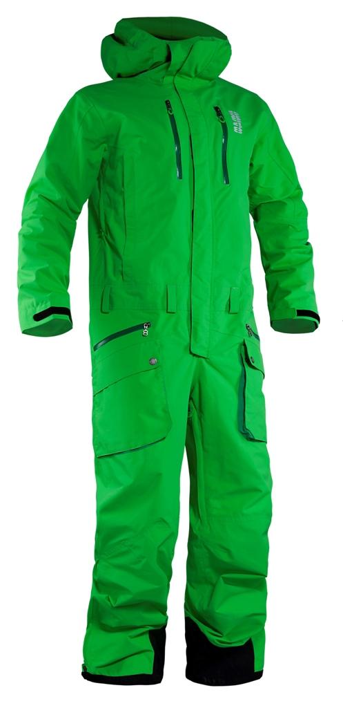 Комбинезон горнолыжный 8848 Altitude Monster мужской Green