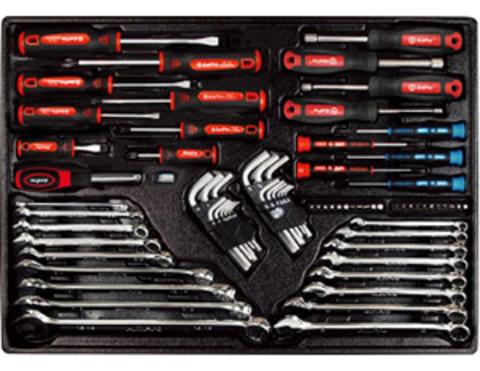 Набор инструмента AmPro (76 предметов) Т46056