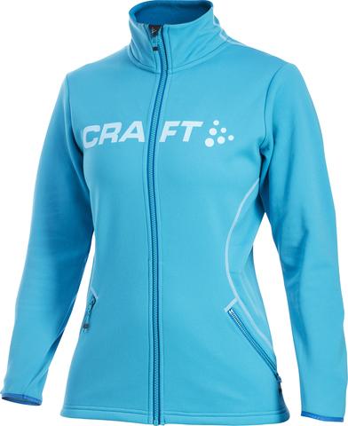 Толстовка женская Craft Logo Blue