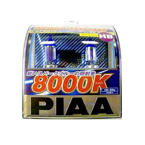 Галогенные лампы PIAA HB3 H-394 (8000K) Spark
