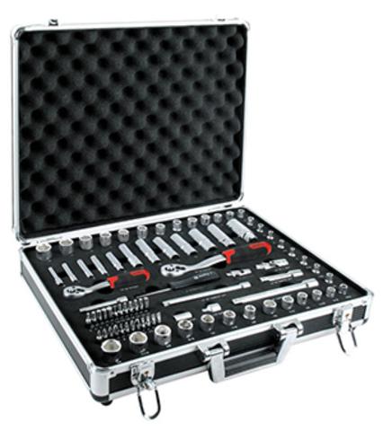 Набор инструмента AmPro (81 предметов) T45907