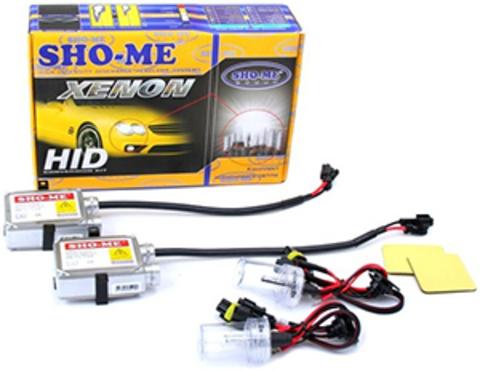 Комплект ксенона SHO-ME Pro H10 (6000К)