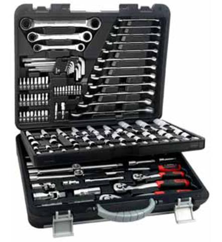 Набор инструмента AmPro (160 предметов) T46191