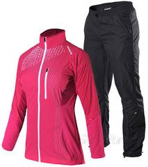 Женский элитный беговой костюм Noname Pro Endurance Pink 2015