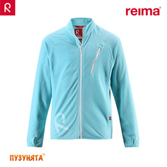 Флисовая куртка Reima Willy 526108-7630