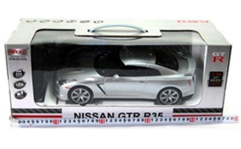 Радиоуправляемая машина MJX Nissan GT-R R35 (1:14) (код: 8539B)