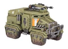 Astra Militarum Taurox Prime / Taurox