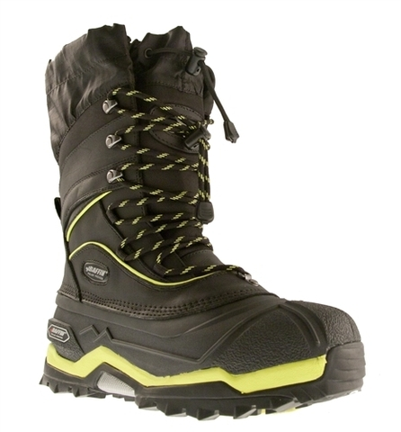 Ботинки Snow Monster Black\Green (Baffin)