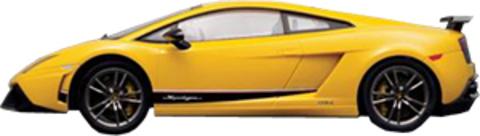 Радиоуправляемая машина MJX Lamborghini Gallardo SuperLeggera (1:14) (код: 8536)