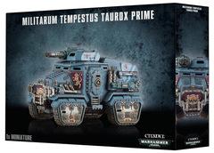 Astra Militarum Taurox Prime / Taurox. Коробка