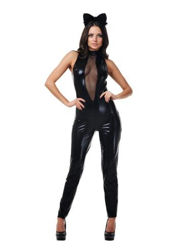 Костюм для сексуальных игр Черная кошка