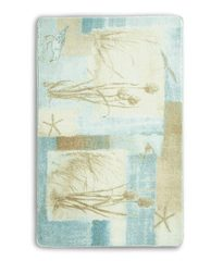 Коврик для ванной 51x81 Avanti Blue Waters