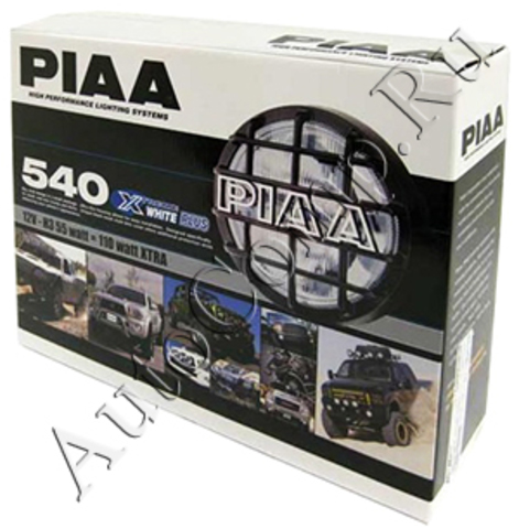 Дополнительные фары PIAA 540 Series L-161 (полупрожектор)