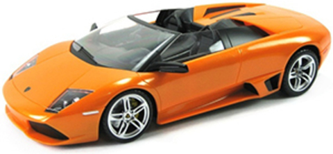 Радиоуправляемая машина MJX Lamborghini Murcielago LP640 Roadster (1:14) (код: 8537(BO))