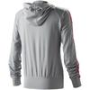 Женская толстовка Asics Jersey Warm Up Jacket Grey (110593 0714) фото