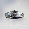 3200 Пришивные стразы Сваровски Crystal Silver Night (14 мм) ()