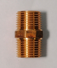 Ниппель 1  Viega бронза