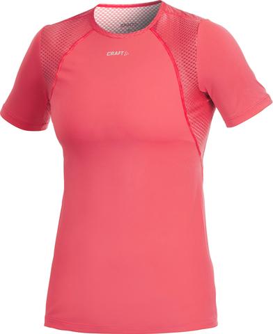 Футболка Craft Cool Concept Piece женская розовая