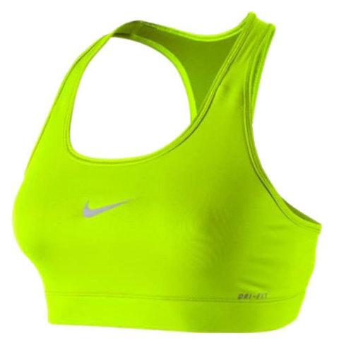 Топ Nike Pro Bra Yellow Жен