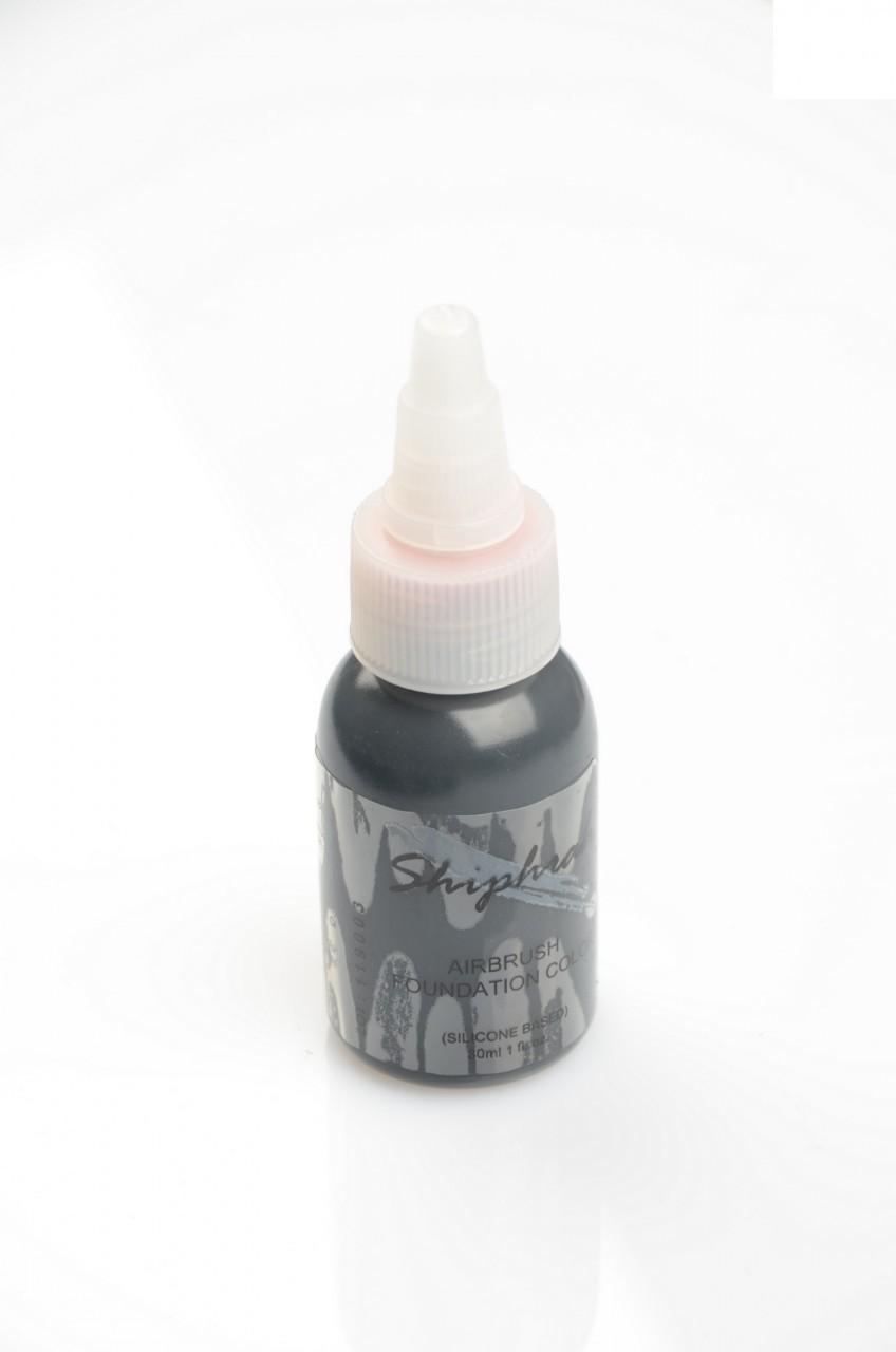 Макияжная краска аквасиликоновая Body Color черный (F321)