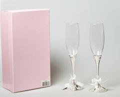 Набор бокалов свадебный 63090