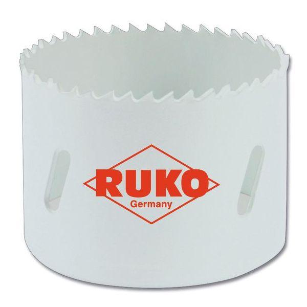 Коронка биметаллическая  HSSCo8 диаметр 35мм Ruko 126035
