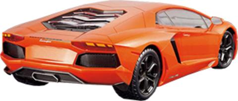Радиоуправляемая машина MJX Lamborghini Aventador LP700-4 (1:14) (код: 8538(BO))