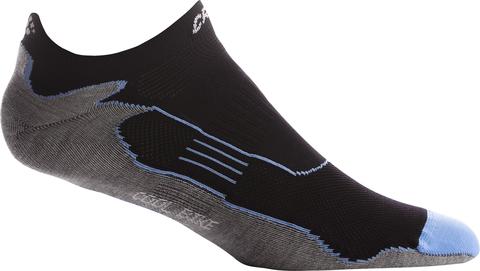 Носки для бега Craft Cool Run Shaftless Sock черные