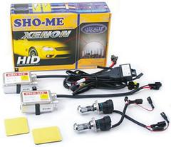 Комплект би-ксенона SHO-ME Pro HB1 (9004) (6000К)