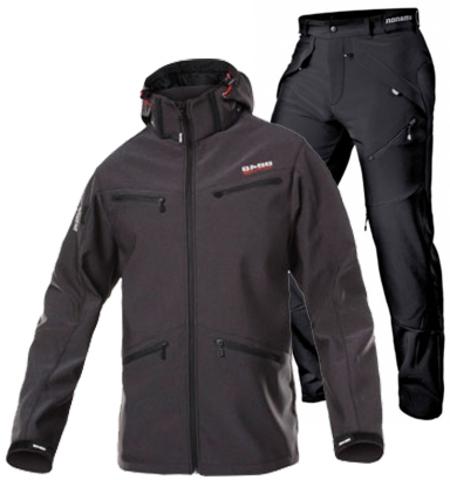 Лыжный утепленный костюм 8848 Altitude King Noname Grassi мужской
